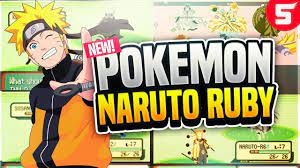 Pokemon Naruto Ruby - New Completed Pokemon GBA Rom Hack! (With Download  Link) - YouTube