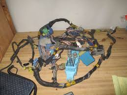supra wiring harness 1986 1987 1988 toyota supra mk3 a70 7mge m t dash wiring harness 82131