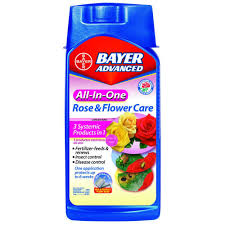 Bayer Advanced 32 oz. Concentrate All-in-One Rose and Flower Care ...