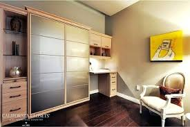 murphy bed home office combination. Wall Bed Home Office Combo Contemporary . Murphy Combination