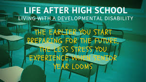 Things To Do After High School Life After High School With A Developmental Disability What