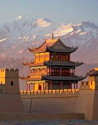 ancient chinese architecture worksheet. jiayuguan fort, silk road, gansu province, china ancient chinese architecture worksheet t