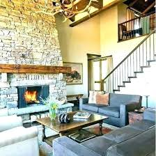 stacked stone fireplace ideas stacked stone outdoor fireplace dry stack stone fireplace stone fireplace ideas stacked