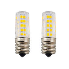 4w E17 Led Microwave Oven Light Bulb Luxvista Intermediate Base Omnidirectional Led Appliance Bulb For Kitchen Lighting Table Lamp 40w Halogen