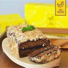 Jual Bali Banana Cake Original Oobs Tokopedia