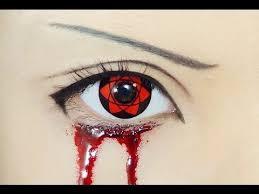 tutorial anime eye makeup 61 ske uchiha cosplay is baeee