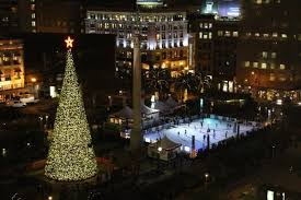 Christmas U0026 December 2016 Activities San Francisco Travelers GuideChristmas Tree In San Francisco