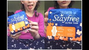 Stayfree Ultra Thin Light First Impressions Of The Stayfree Ultra Thin Light Pads