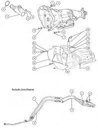 Automatic transmission external parts