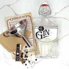 diy gin making kit botanical blend