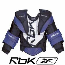 Rbk X Pulse 6 0 Chest Arm Pads Senior
