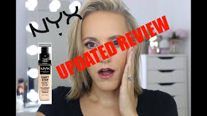 updated nyx can t stop won t stop foundation review
