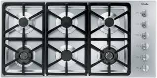 jenn air 42 inch cooktop. awesome miele km348 42 inch stainless steel gas cooktop with 6 sealed regard to ordinary jenn air