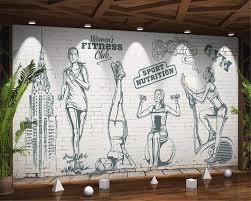 Beibehang Behang Wallpaper Wall 3d Creative Brick Wall Beauty