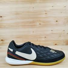 Nike Jr Tiempo Rio IV 10r IC Indoor Soccer Shoes Ronaldinho Quilted Sz 3.5y  for sale online