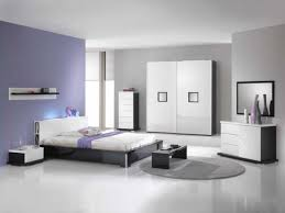 round bedroom furniture. Contemporary Bedroom Furniture Set Wardrobe Cabinet Blue Round Rugs D
