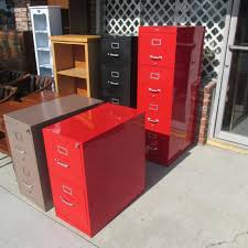 cheap filing cabinets. Perfect Cabinets Used File Cabinets Powder Coated Red On Cheap Filing Cabinets E