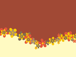 Ppt Flowers Spring Flowers Backgrounds Brown Flowers Grey White Yellow