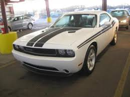 dodge challenger white 2012. Fine 2012 2012 DODGE CHALLENGER SXT  WHITE ON BLACK 1  With Dodge Challenger White L