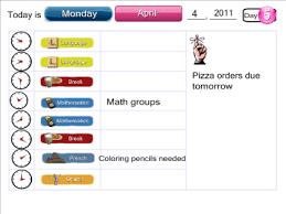 schedule creater smart exchange usa daily schedule maker tools