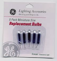 Ge We Bring Good Things To Light Amazon Com Set Of 5 Ge Blue Miniature Christmas Light