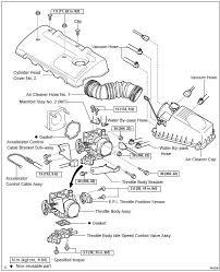 Toyota Corolla Repair Manual: Throttle body assy - Engine control system