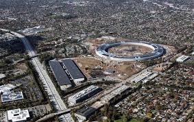 apple new head office. Apple Campus 2 Spaceship Headquarters Apple New Head Office R