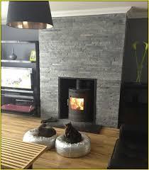 The Slate Stone Fireplace    Veritably VersatileSlate Fireplace