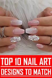 Top 10 Nail Designs Top 10 Nail Art Design For 2019 Nail Art Designs Nail