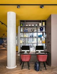 Colorful Interior Design patrick norguet designs colorful interior for okko hotels 5893 by uwakikaiketsu.us