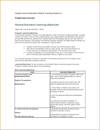 Stunning Ideas General Resume Objective 8 Objectives Examples With