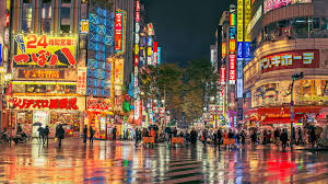 Travel Guide To Tokyo, Japan ...