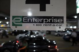 Enterprise Rent A Car Fort Lauderdale Airport Florida