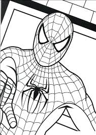 Venom Coloring Pages Spiderman Sheets And Carnage 3 Spiderman ...