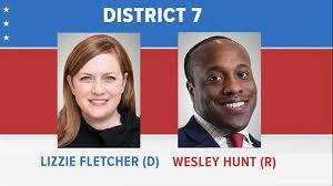 Texas District 7 congresswoman Lizzie Fletcher wins reelection   khou.com