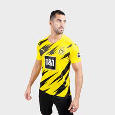So if you are a big fan of the away games, we also have the away jersey for the current season! Borussia Dortmund 2020 2021 Men Home Jersey Mitani Store
