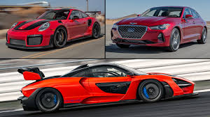 Best Car Design 2018 Best Cars Suvs And Trucks We Drove In 2018 Motor Trend