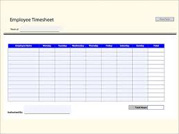 Excel Employee Time Sheet Free 16 Timesheet Calculator Templates In Pdf Word Excel