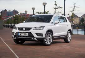 best mid size suv seat ateca named best mid size suv at fleet news awards the leader