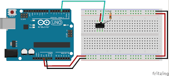 using buttons and switches an arduino connectedly using toggle switches