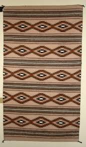 circa 1990 crystal navajo weaving
