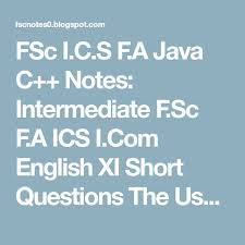 best fsc i c s f a java c notes images java  a cricket match essay quotations about love cricket match essay quotes more quotes and sayings about cricket match essay