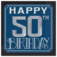 If you are planning one for your favorite geezer, do a little research into his life and prepare a few surprises. Birthday Man 50th Birthday Party Supplies Canada Open A Party