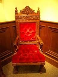 サタン の 椅子 効果