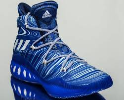 adidas basketball shoes. adidas crazy explosive men basketball shoes new blue white b42419 b