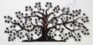 wall art tree of life metal