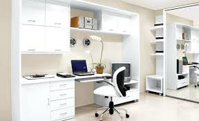 white home office. Home Office Furniture White Collections .