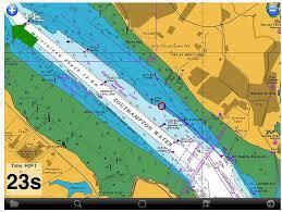 Ipad Marine Navigation Mapping Software Review Memory Map