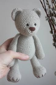 Crochet Bear Pattern Beauteous 48 Inspiring Ideas To Crochet A Teddy Bear Pattern Patterns Hub