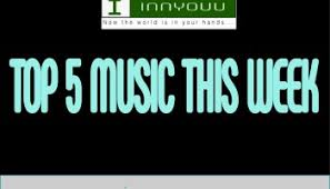 Top 5 Music Chart For The Week Music Everywhere Now The